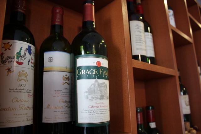 ③ワイン(グレースファミリー)