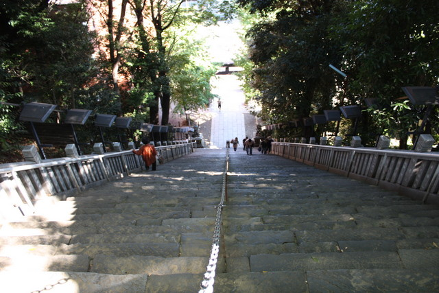 31愛宕神社の階段